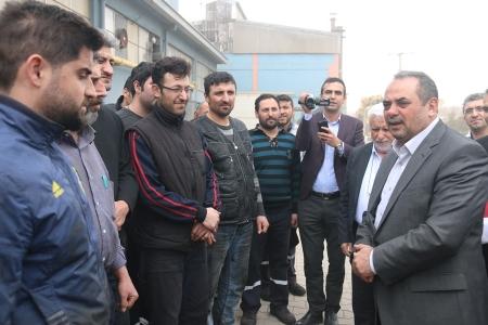 ERBOSAN ERCİYAS'A ZİYARET