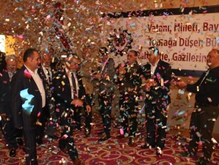 """İSKENDERUN ŞUBEMİZDE """"GÜNGÖR"""" DÖNEMİ"""