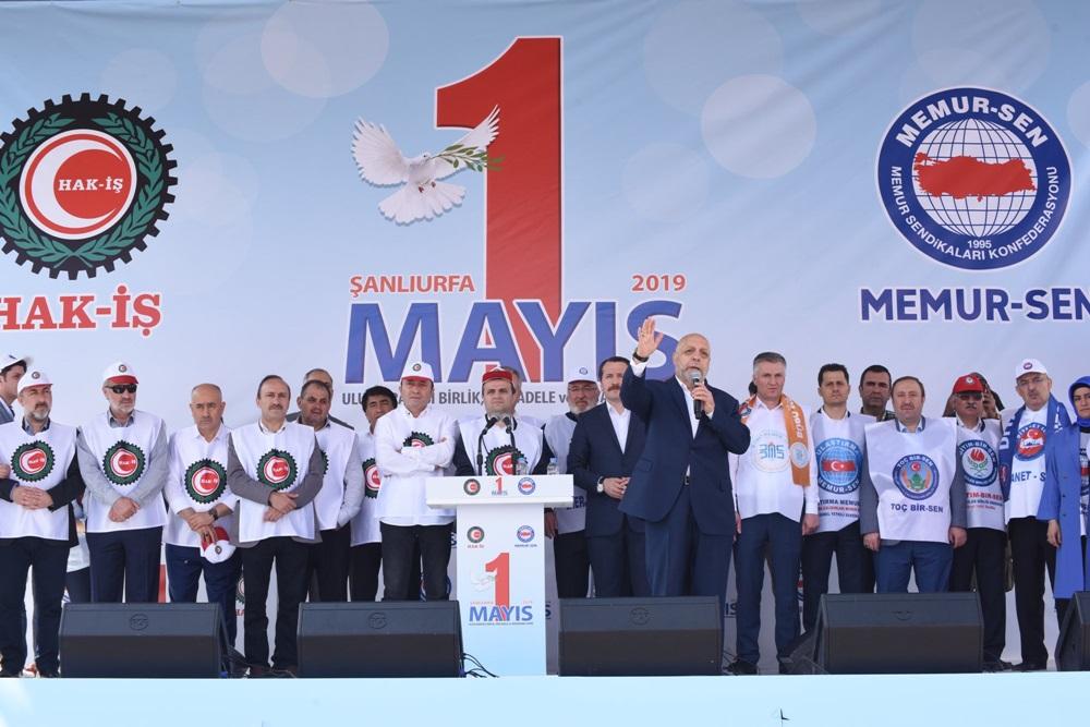 1 MAYIS'TA ŞANLIURFA'DA KAYBETTİĞİMİZ EMEKÇİLERE AĞLADIK