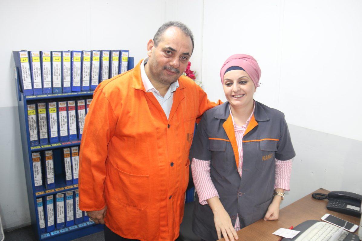 KANCA A.Ş.'YE ZİYARET