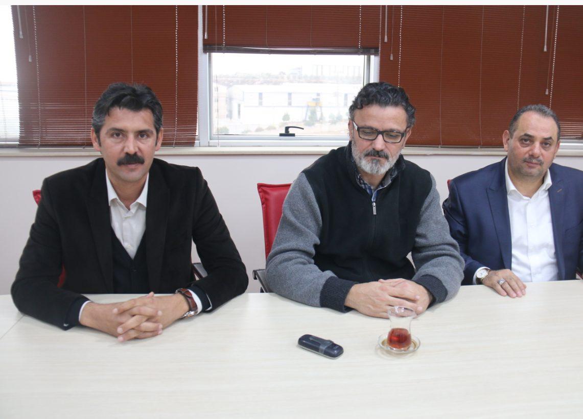 ÖZBAL ÇELİK BORU'YA ZİYARET