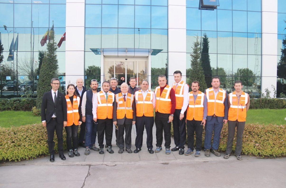 BEKAERT'İ ZİYARET ETTİK