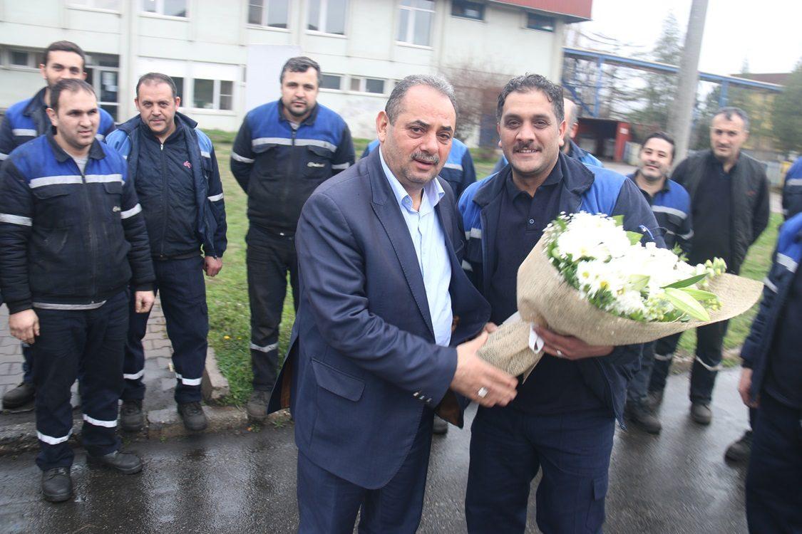 ADARAD'TA TOPLU İŞ SÖZLEŞMESİ SEVİNCİ